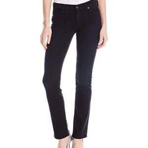 7 for All Mankind Black Jeans Size: 26. EUC